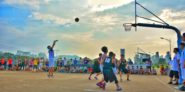 Gambar Main Basket 2021